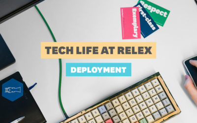 Tech Life at RELEX: Deployment