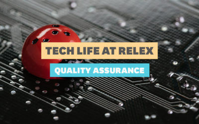 Tech Life at RELEX: Quality Assurance