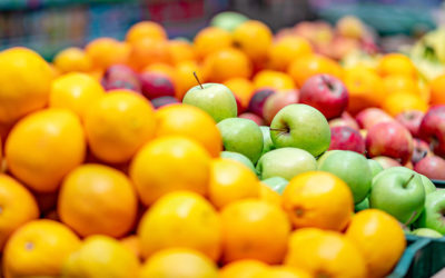 Improving Efficiency in Food Retailers' Supply Chains